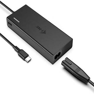 Sieťový adaptér i-tec USB-C Smart Charger 65W + USB-A Port 12W