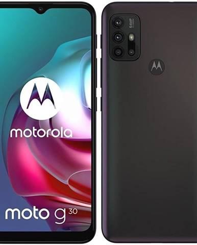 Mobilný telefón Motorola Moto G30 - Phantom Black
