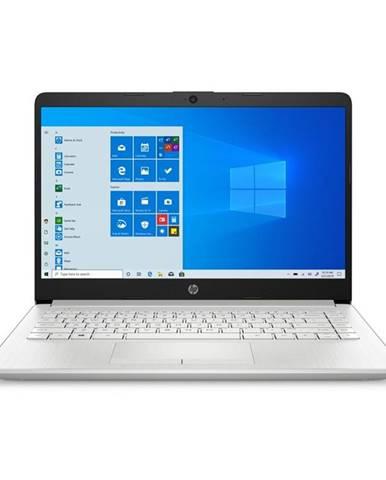 Notebook HP 14-cf3000nc strieborný