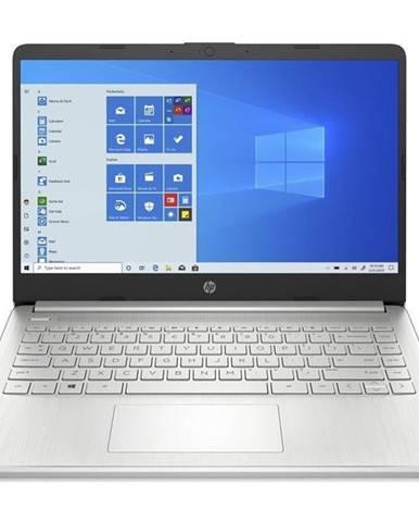 Notebook HP 14s-dq1002nc strieborný