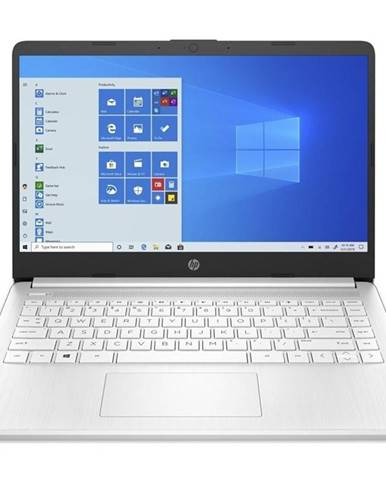 Notebook HP 14s-dq1003nc biely