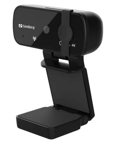 Webkamera Sandberg Webcam Pro+ 4K