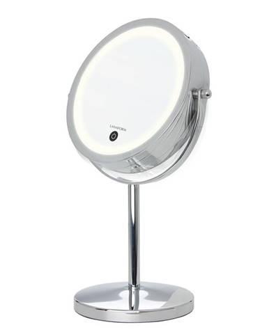 Zrkadlo kozmetické Lanaform LA131006 Stand Mirror strieborn