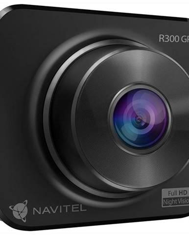 Autokamera Navitel R300 GPS čierna