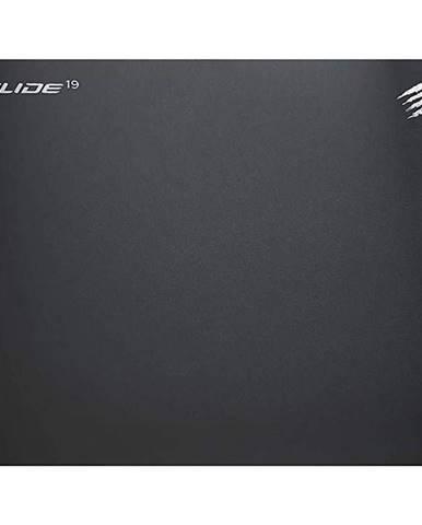 Podložka pod myš  MadCatz G.L.I.D.E. 19, 39 x 31 cm čierna