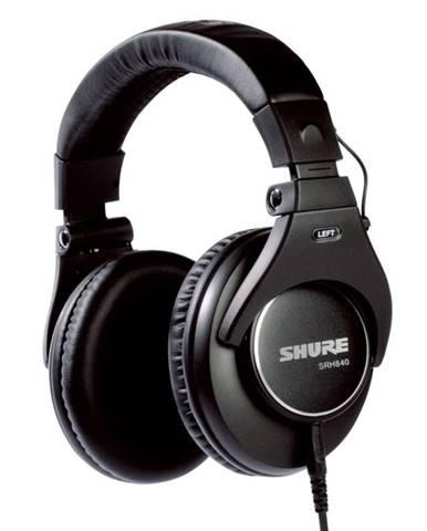 Slúchadlá Shure SRH840 čierna
