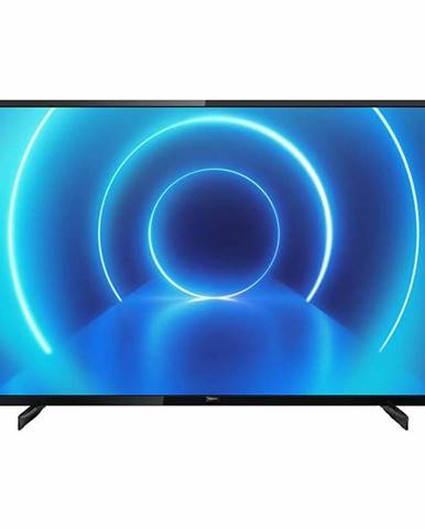 Televízor Philips 43PUS7505 čierna