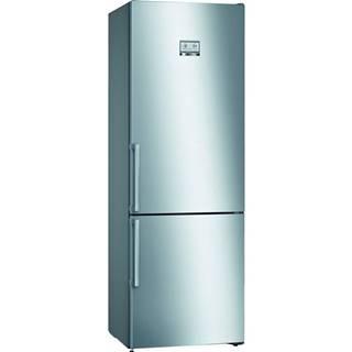 Kombinácia chladničky s mrazničkou Bosch Serie | 6 Kgn49aidp nerez