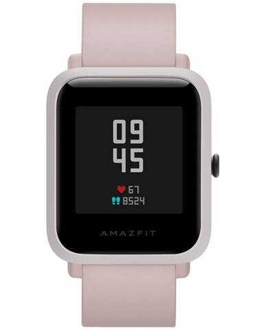 Inteligentné hodinky Amazfit Bip S - Warm Pink