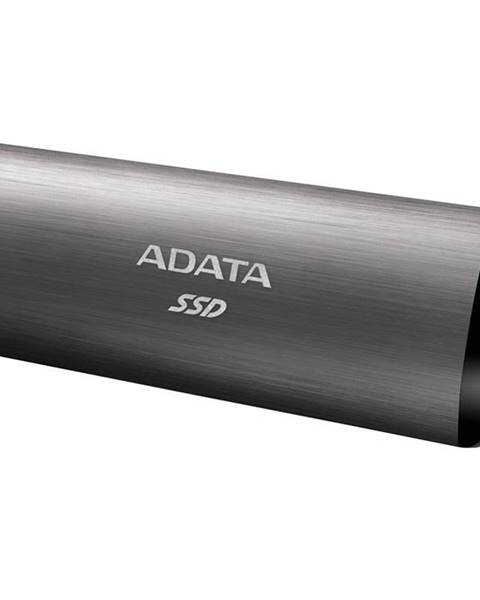 ADATA SSD externý Adata SE760 256GB sivý