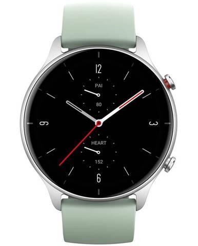 Inteligentné hodinky Amazfit GTR 2e zelené