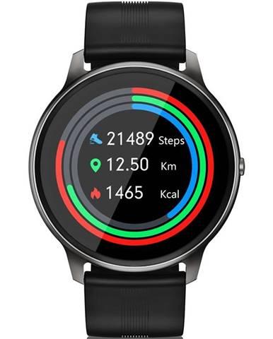 Inteligentné hodinky Niceboy X-fit Watch Pixel čierna