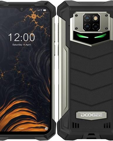 Mobilný telefón Doogee S88 PRO  čierny