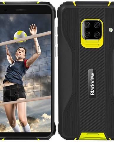 Mobilný telefón iGET Blackview GBV5100 žltý