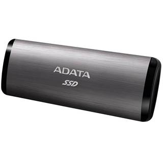 SSD externý Adata SE760 256GB sivý
