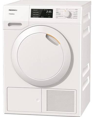 Sušička bielizne Miele T1 White Edition TEB 155 WP biela