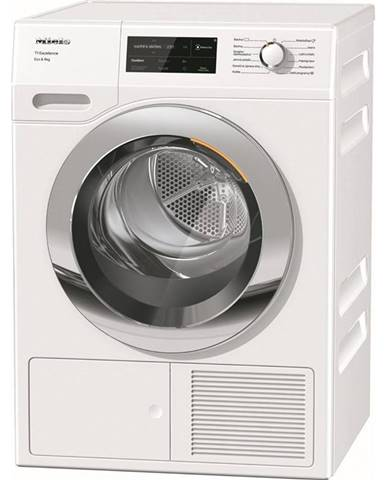 Sušička bielizne Miele T1 White Edition TEJ 675 WP biela