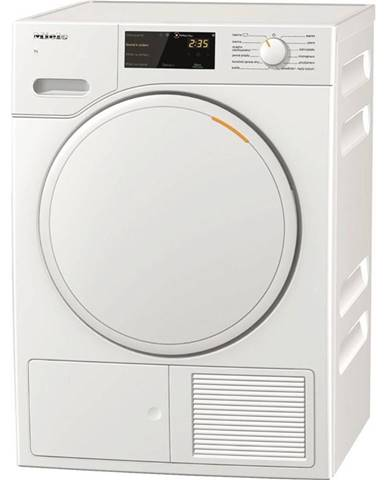 Sušička bielizne Miele T1 White Edition TWB 140 WP  biela