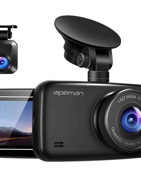Apeman Autokamera Apeman C860 čierna