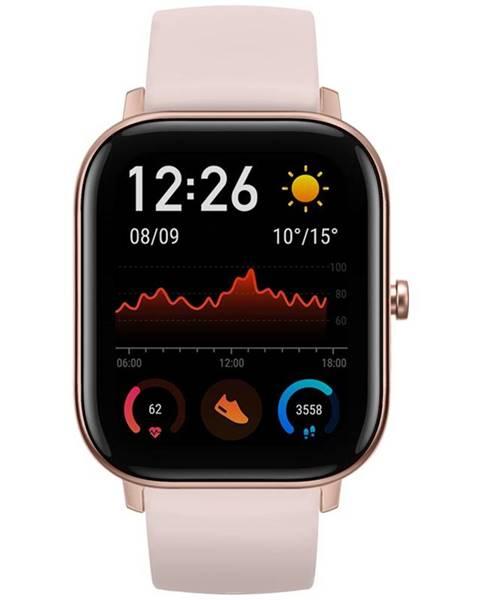 Amazfit Inteligentné hodinky Amazfit GTS ružové