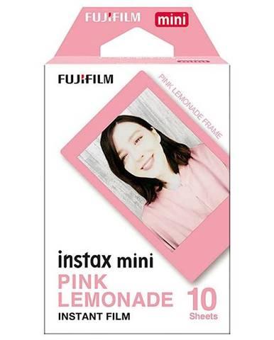 Instantný film Fujifilm Instax Mini Pink Lemonade 10ks