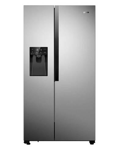 Americká chladnička Gorenje Nrs9182vx Inoxlook