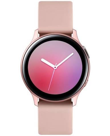 Inteligentné hodinky Samsung Galaxy Watch Active2 40mm SK ružové