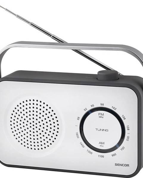 Sencor Rádioprijímač Sencor SRD 2100 biely