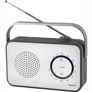 Rádioprijímač Sencor SRD 2100 biely