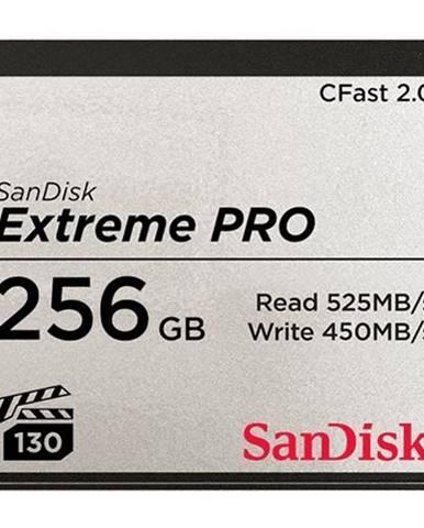 Pamäťová karta Sandisk Extreme Pro CFast 2.0 256 GB