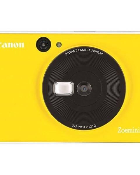 Canon Digitálny fotoaparát Canon Zoemini C žlt