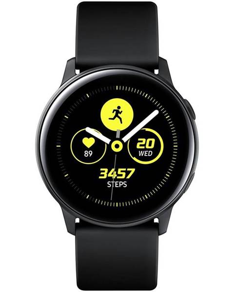 Samsung Inteligentné hodinky Samsung Galaxy Watch Active čierna