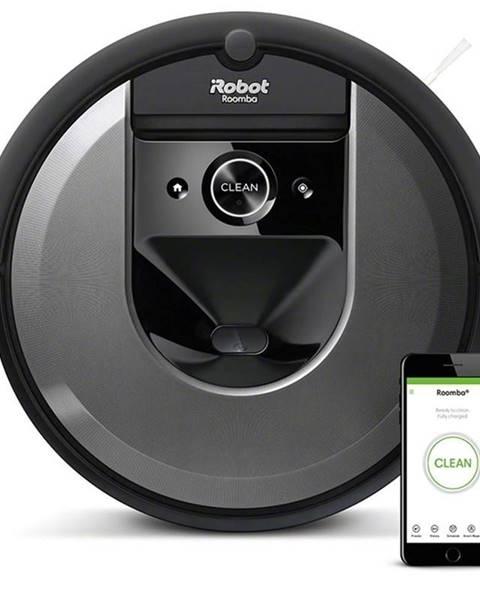 iRobot Robotický vysávač iRobot Roomba i7 čierny