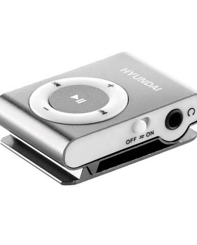 MP3 prehrávač Hyundai MP213S strieborn