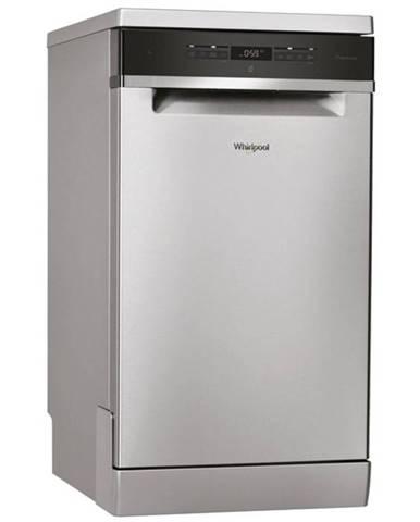 Umývačka riadu Whirlpool Wsfo 3T125 6PC X nerez