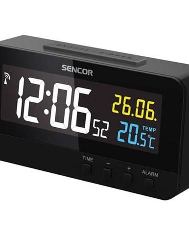 Budík Sencor SDC 4800 B čierny