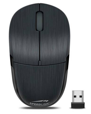 Myš  Speed Link Jixster Wireless čierna