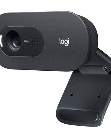 Webkamera Logitech C505 HD čierna