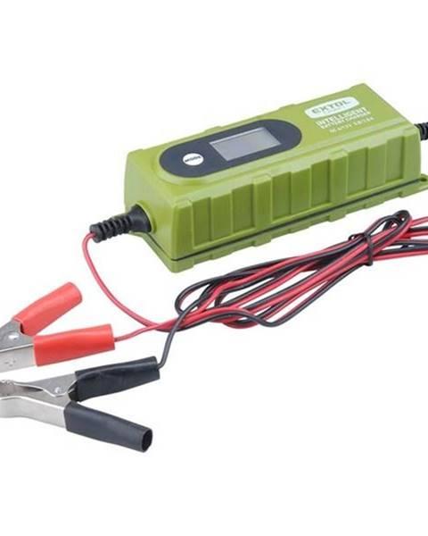 EXTOL Nabíjačka autobatérií Exkee Craft 417300 zelen