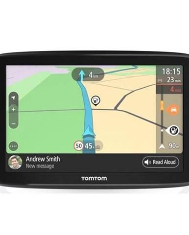 Navigačný systém GPS Tomtom Go Basic 6 čierna