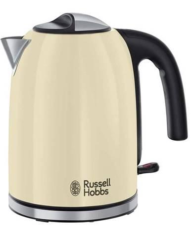 Rýchlovarná kanvica Russell Hobbs Colours Plus 20415-70 krémov