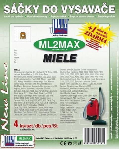 Jolly Sáčky pre vysávače Jolly MAX ML 2