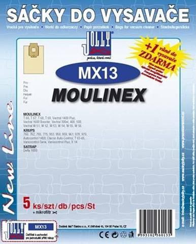 Sáčky pre vysávače Jolly MX 13