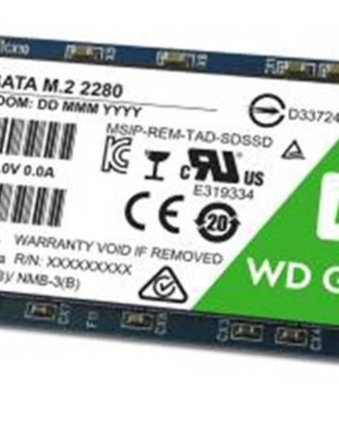 Western Digital SSD Western Digital Green 3D Nand 120 GB M.2