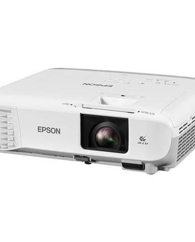 Projektor  Epson EB-W39 biely