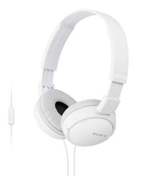 Sony Slúchadlá Sony Mdrzx110apw.CE7 biela