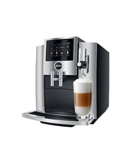 Espresso Jura S8, Chrome