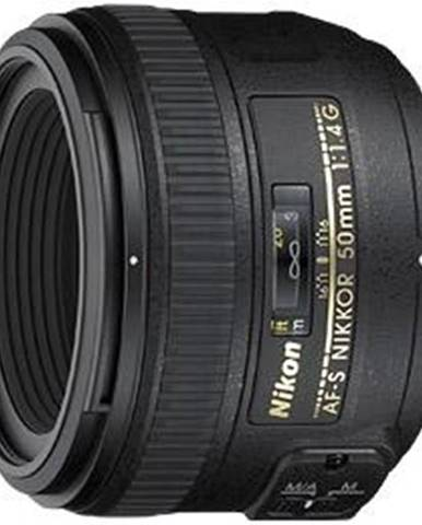 Objektív Nikon Nikkor 50 mm f/1.4G AF-S čierny