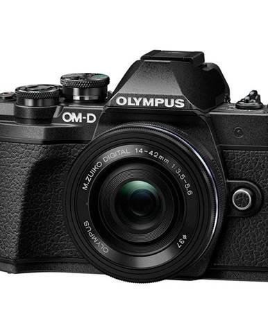 Digitálny fotoaparát Olympus E-M10 Mark III + ED 14-42 EZ čierny