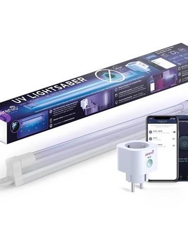 UV lampa Perenio Lightsaber kit, UV lampa + Power Link chytrá WiFi